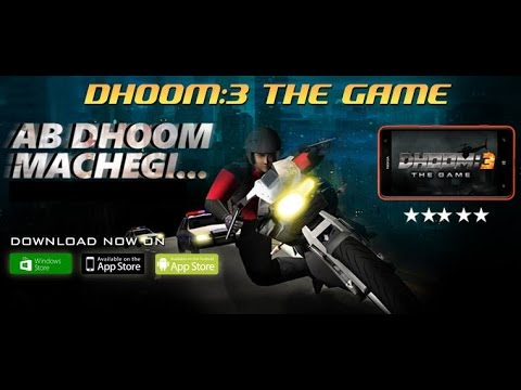 dhoom 3 game download for pc