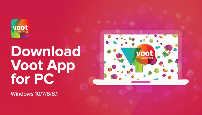 download voot app for pc windows xp