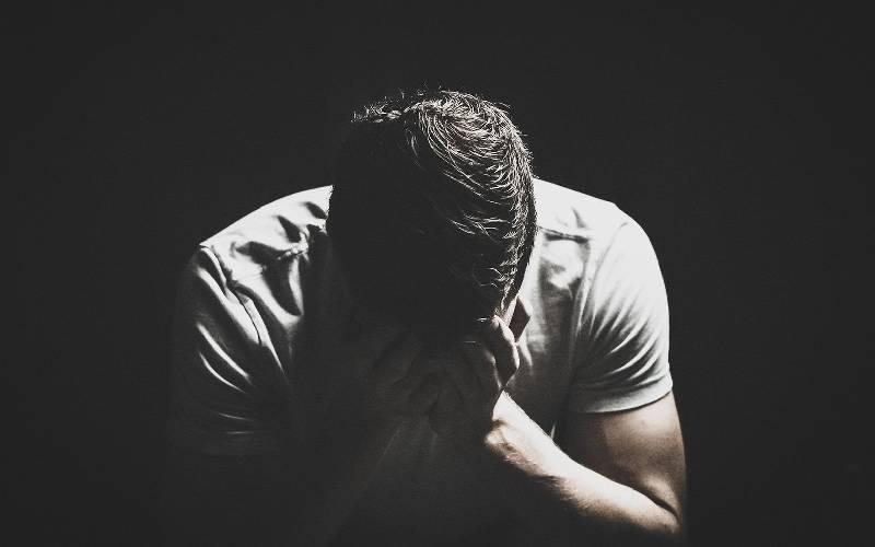 Depression of arenteiro