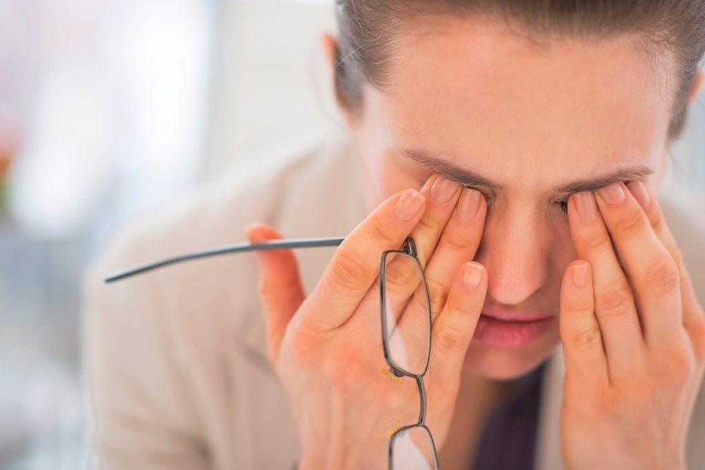 Eye/ vision problems