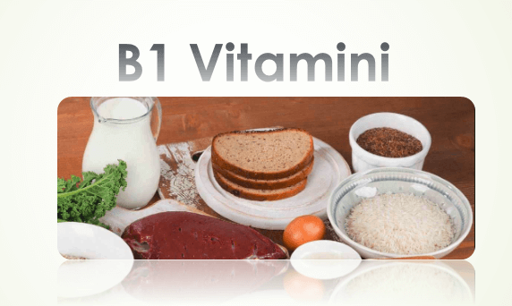 What is a Vitamin B1 Thiamine and food benefit?