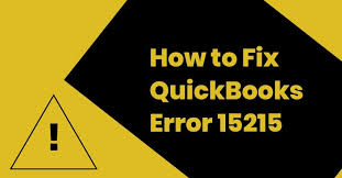 how to fix quickbook errors