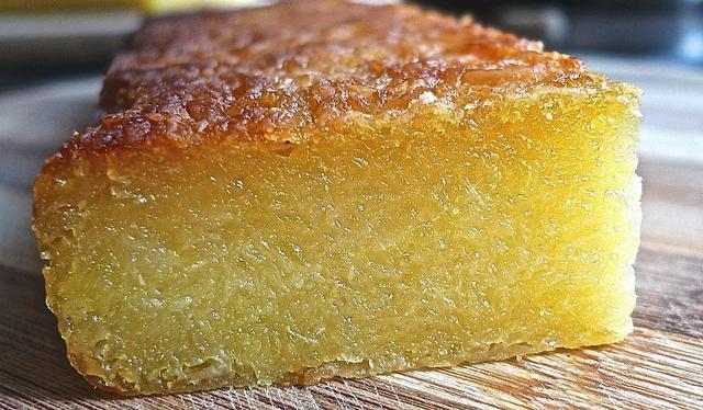 3) Tapioca Cake arenteiro