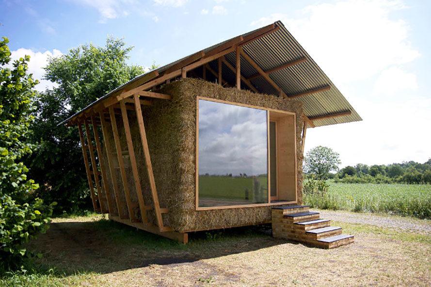 eco friendly building material....arenteiro