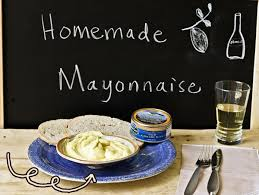 Mayonnaise might help arenteiro