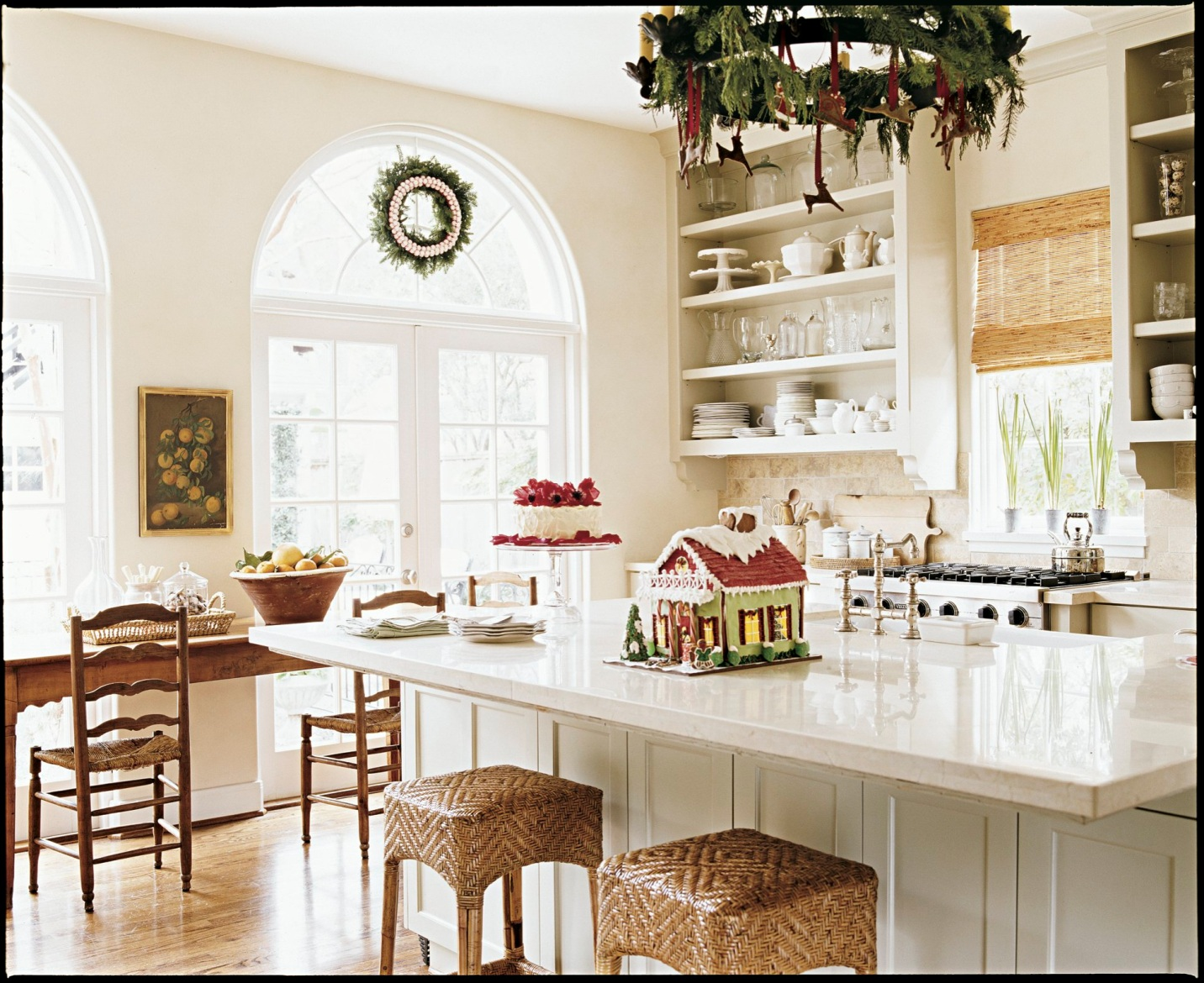7 tips of Christmas Kitchen Décor to Cheer Up the Cook! arenteiro