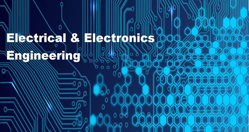 6. Electrical and electronic engineering