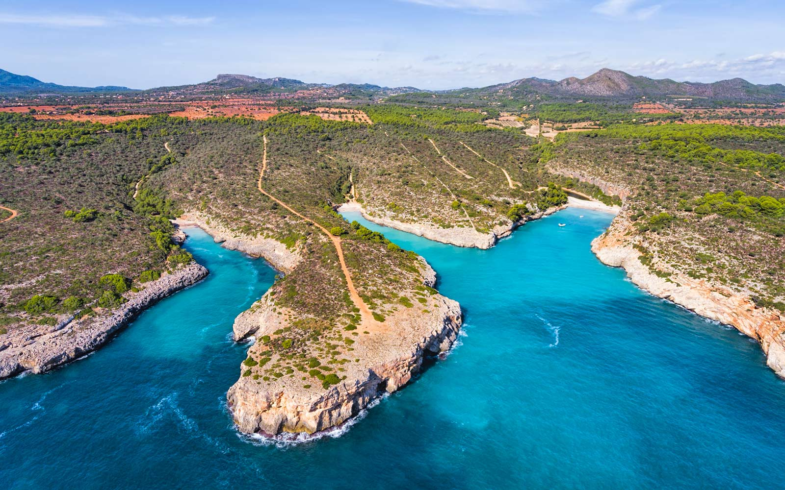 10. Balearic Island Spain Famous Honeymoon Places In The World