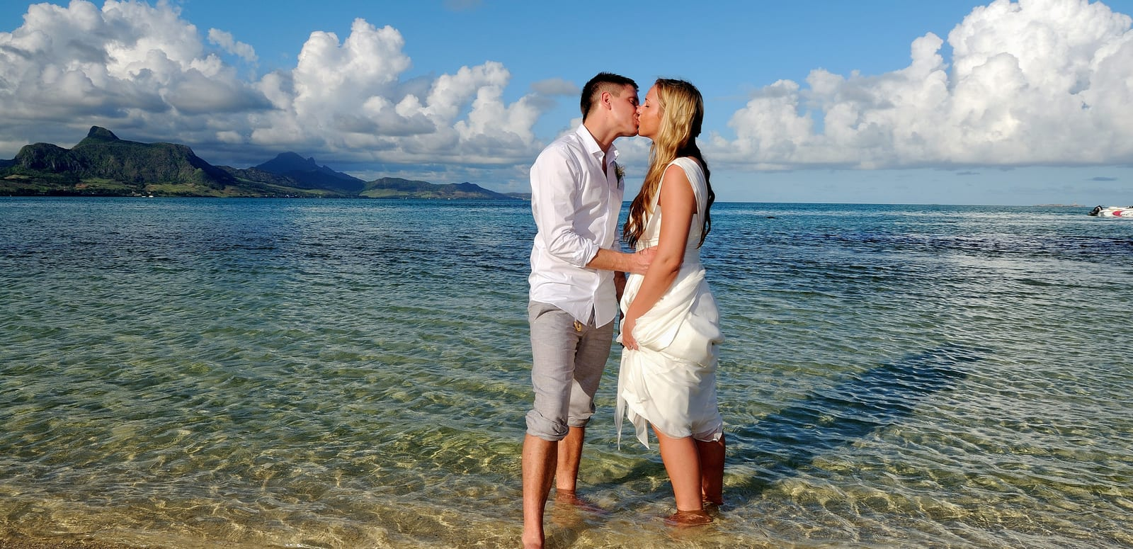 7. Mauritius Romantic Honeymoon Place In The World