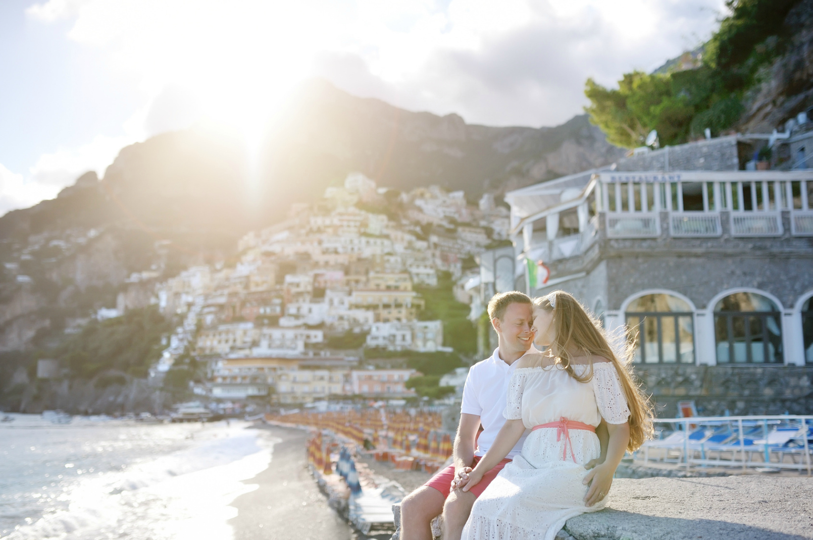 1. Amalfi Coast Italy Best Honeymoon Spot For Couples In World In