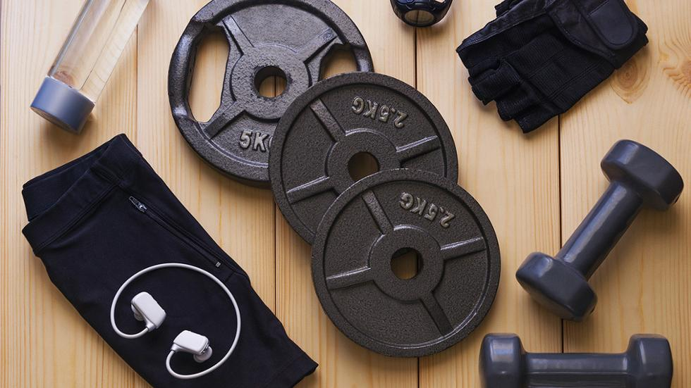 fitness equipment for the home