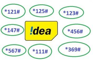 How to check idea internet balance arenteiro ussed codes