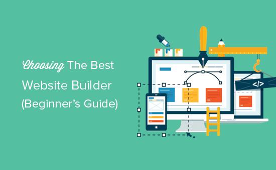 arenteiro how to create a website with website builder