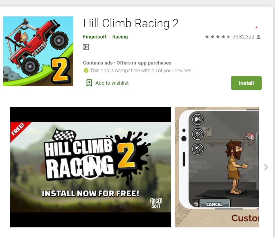 How to Install Hill climb racing Mod APK?-arenteiro
