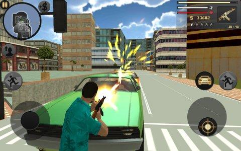 Vegas crime simulator mod apk download