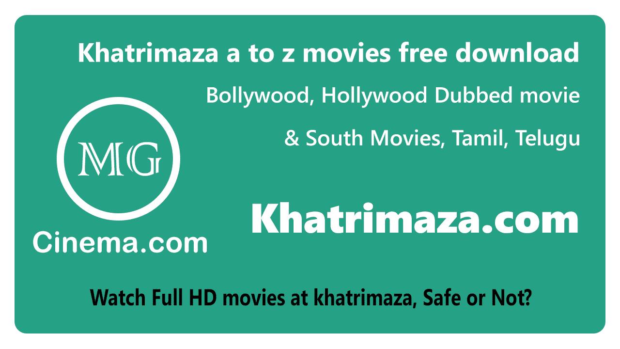 Khatrimaza 2020 Website for full HD movie Download-arenteiro.com