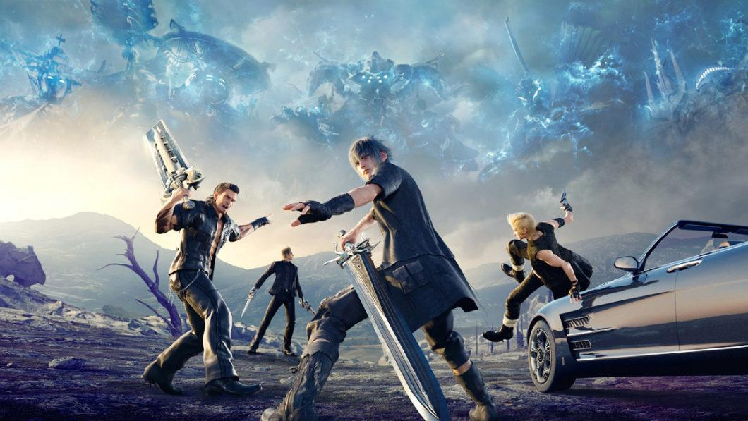 Best weapons final fantasy xv