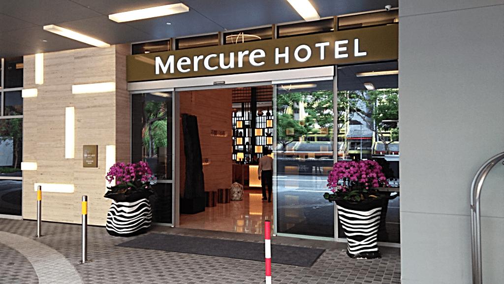 GRAND LUNCH DEALS AT MERCURE HOTEL BUGIS