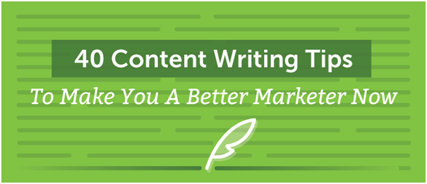 40 Tips to Writing Content that Sells in a Market