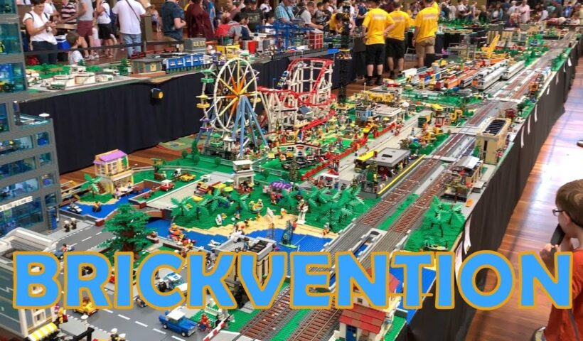 What to Expect at the Brickvention LEGO Fan Convention in 2021