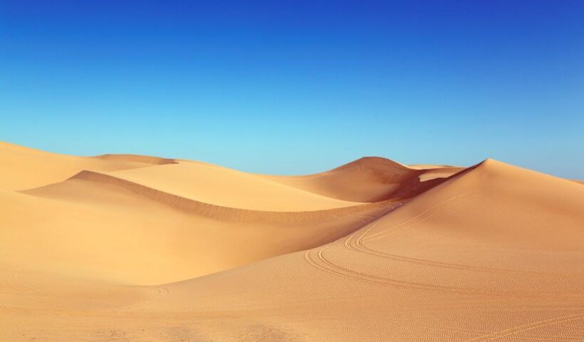 Landscape Facts: 9 World's Top Largest Deserts