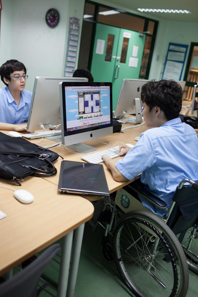 Faculty Attitudes about Student's Disabilities