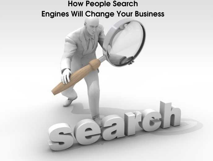How People Search Engines Will Change Your Business