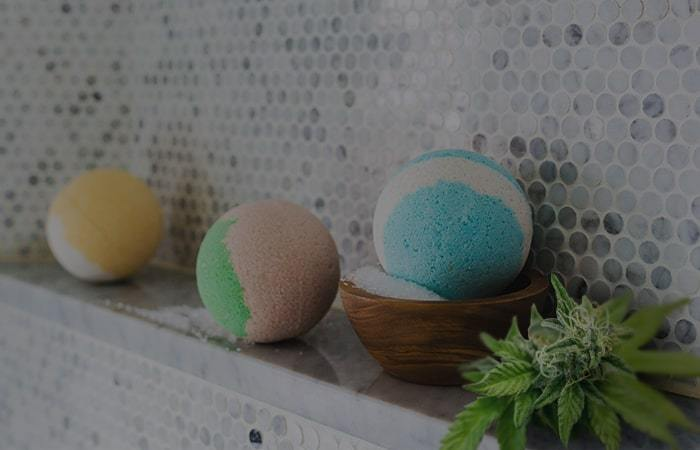 How CBD bath bombs can help you relax and unwind
