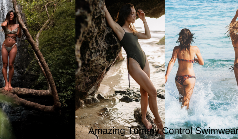Amazing Tummy Control Swimwear