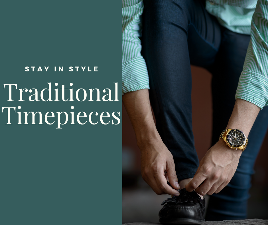 Traditional Timepieces