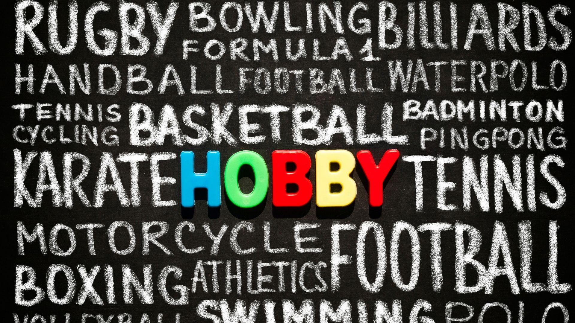 5 Hobbies to Try in 2021