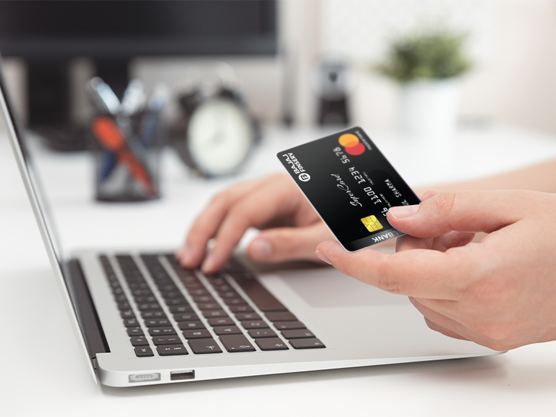 Here are 5 Types of Credit Cards to Suit Your Needs