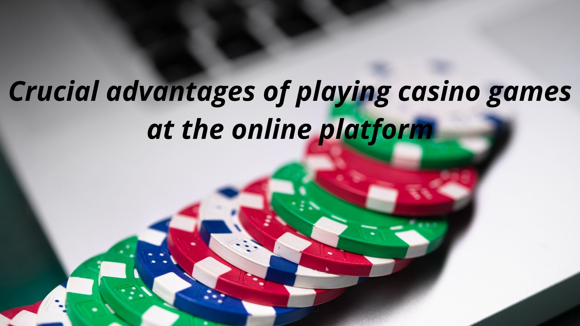casino games at the online platform
