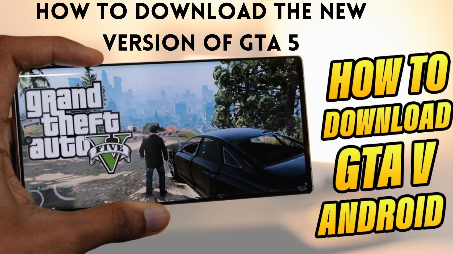 How to download the version of GTA 5