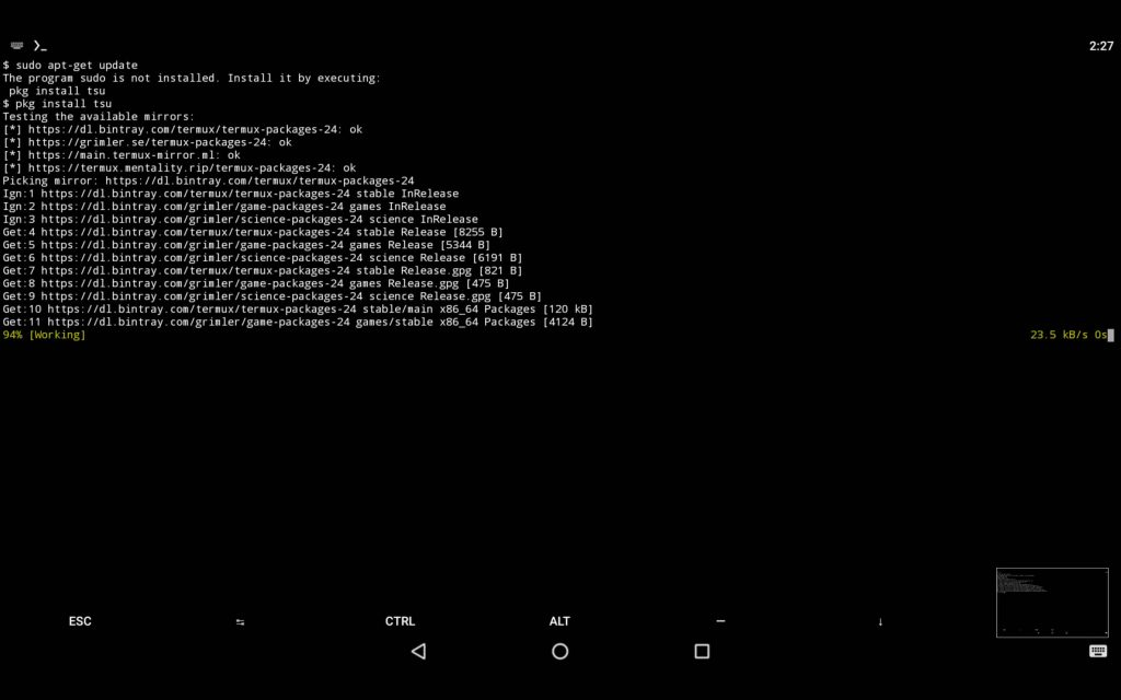Download TERMUX FOR PC