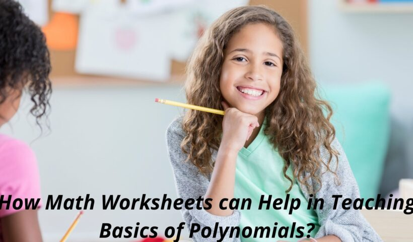 Math Worksheets can Help in Teaching