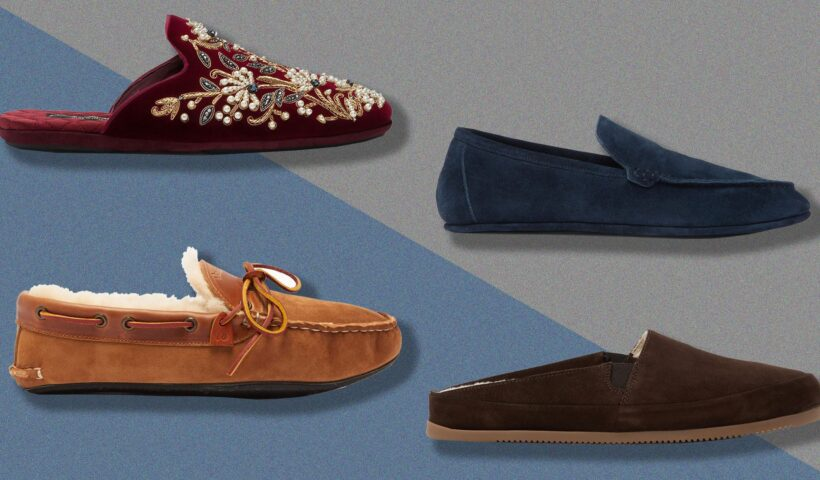 How to choose the perfect men's high-end slippers for a personal gift