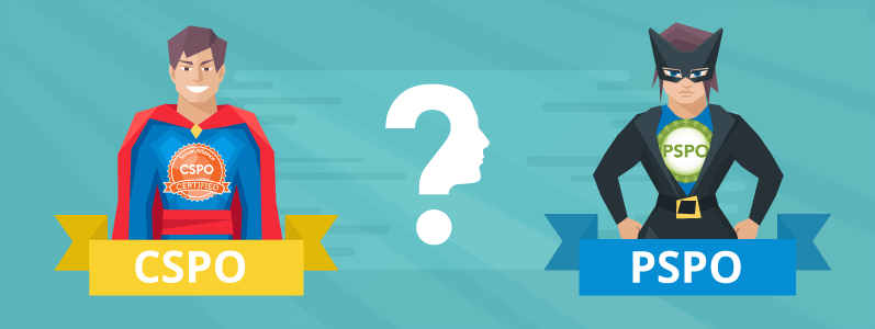 CSPO or PSPO: Which to choose from to scrum certifications for a product owner?