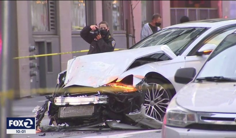 What to Do in a Hit-and-Run Accident in San Francisco