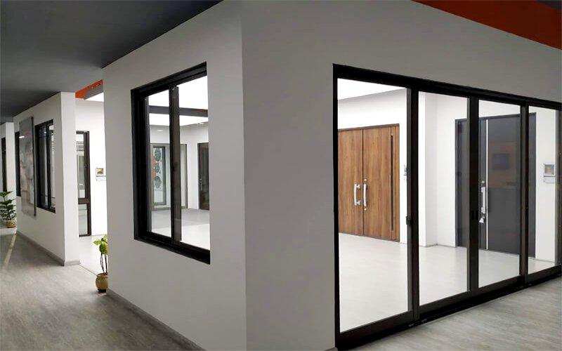 How can TOSTEM Aluminum Doors and Windows