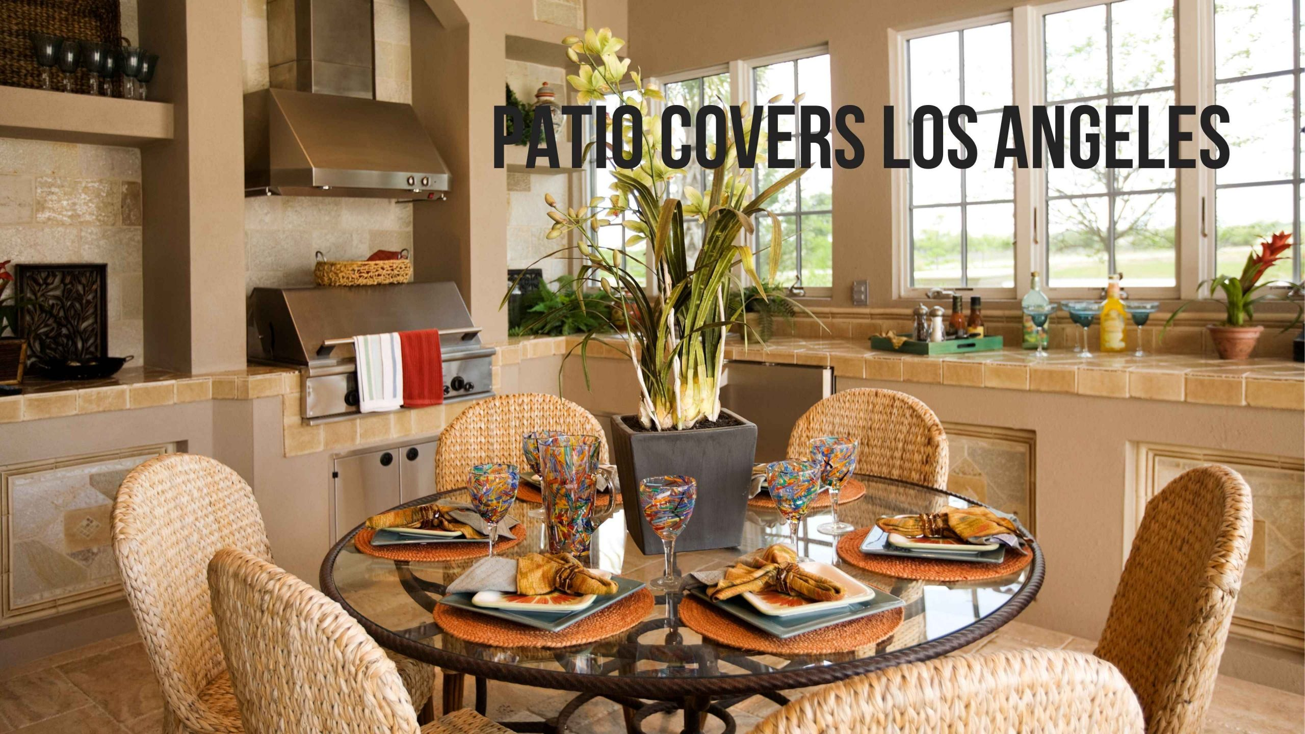 Patio Covers Los Angeles